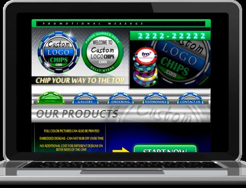 Custom Logo Chips