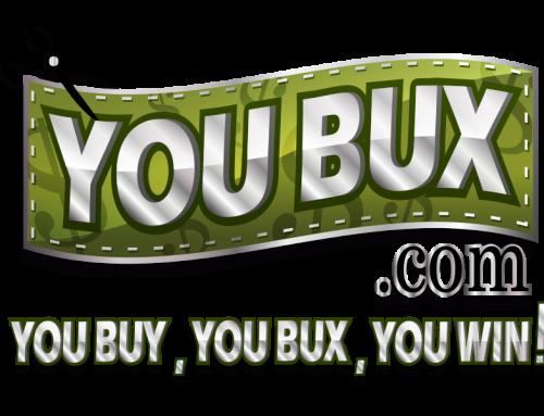 YouBux Logo