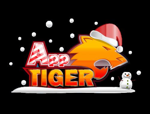App Tiger Logo
